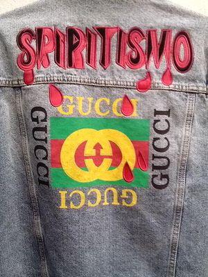 Gucci Jean Jacket for Sale in El Paso, TX