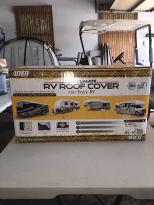 RV Cover for Sale in York, PA