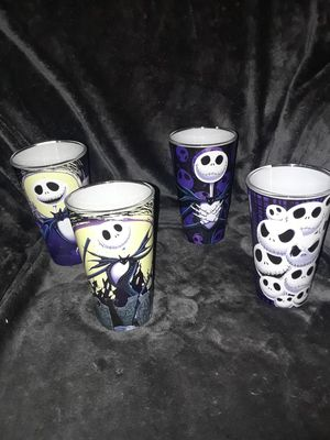 Jack skelington glasses for Sale in Denver, CO
