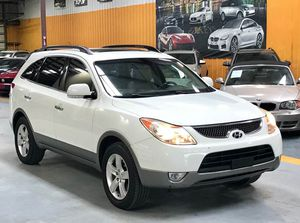 2010 Hyundai Veracruz limited .4dr crossover for Sale in Houston, TX