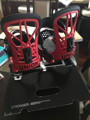 UNION FLITE PRO BINDINGS SIZE M for Sale in El Segundo, CA
