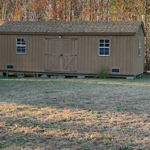 12x28 Shed With Electric. for Sale in Moyock, NC