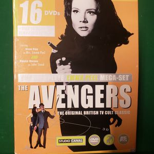 Avengers Television Series Collection for Sale in La Mesa, CA