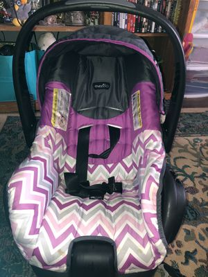 Evenflo Carseat for Sale in Corryton, TN