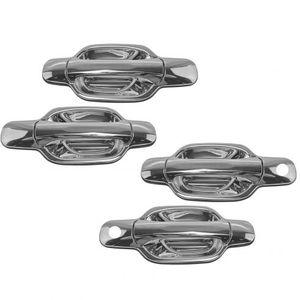 2004-2012 COLORADO CANYON CREW CAB CHROME DOOR HANDLE COVER SET 2.8 3.5 ZQ8 4x4 2WD XTREME Z71 QUAD CAB RWD for Sale in Romeoville, IL