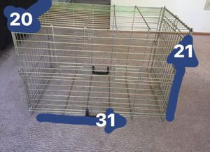 Dog Kennel 🐾🐾🐶🙂OBO for Sale in Everett, WA