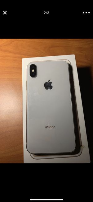 iphone xs for Sale in Houston, TX