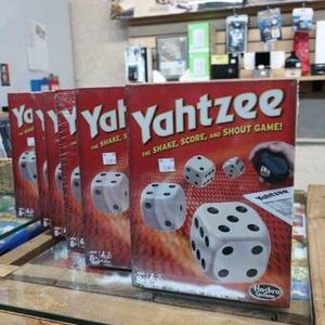 YAHTZEE Classic 2 Player Dice Game for Sale in Mesa, AZ