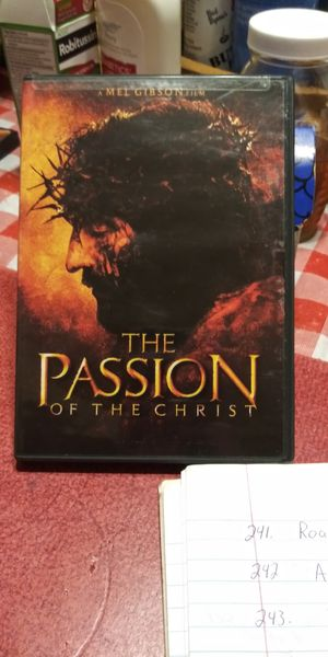 The Passion of Christ dvd for Sale in Brainerd, MN