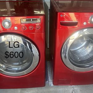 Lg Washer Dryer for Sale in Miami, FL