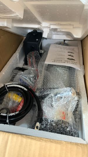 12000 lbs winch for Sale in Olympia, WA