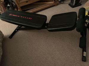 Weights and Bench for Sale in Pasadena, CA