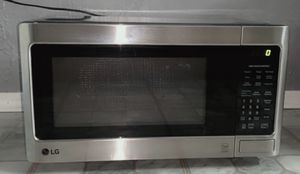 LG Microwave for Sale in Houston, TX