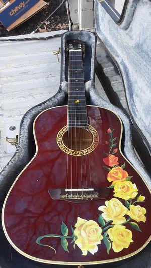 Louis Esteban spanish rose guitar for Sale in Monroe, LA
