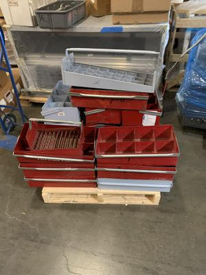 Dividers for hardware for Sale in San Jose, CA