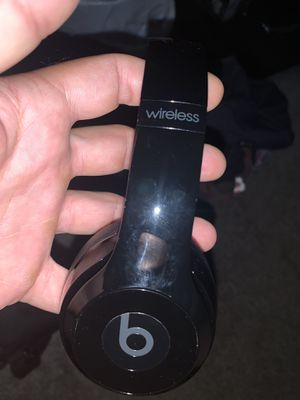 Beats solo wireless for Sale in Revere, MA