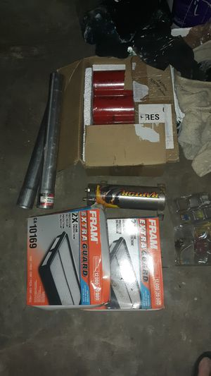 Miscellaneous truck parts must take all for Sale in Columbus, OH