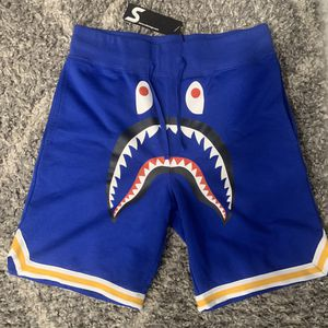 BAPE SHARK B-BALL SHORTS BRAND NEW NEVER WORN for Sale in Los Angeles, CA