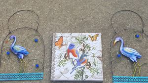 Bird decor for the wall for Sale in Millbrook, AL