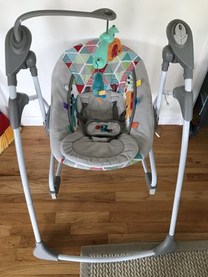 Bright Starts Baby Swing for Sale in Portland, OR