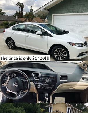 Low Price$14OO Honda Civic 2013 for Sale in Jersey City, NJ