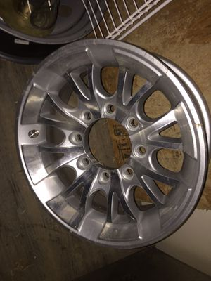 Trailer rims and tires for Sale in New Whiteland, IN