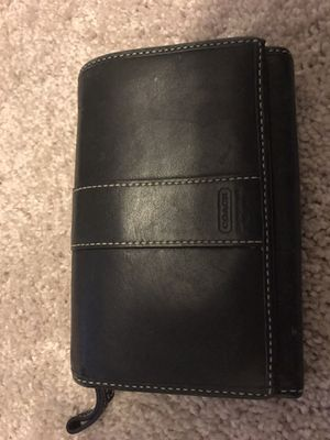 Coach small wallet for Sale in Herndon, VA