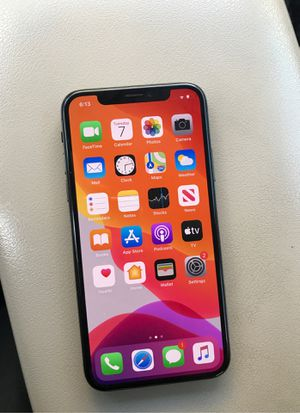 IPhone X for Sale in Orlando, FL