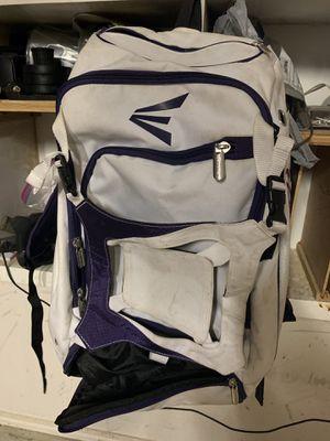Easton baseball backpack for Sale in San Antonio, TX