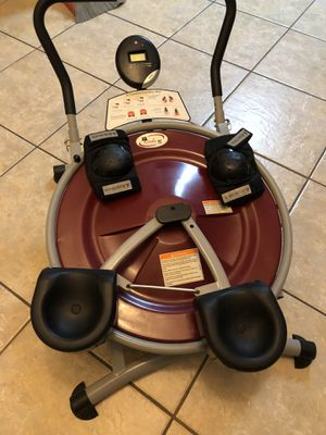 AB circle exercise machine for Sale in Longwood, FL