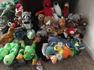 Beanie babies for Sale in San Jose, CA