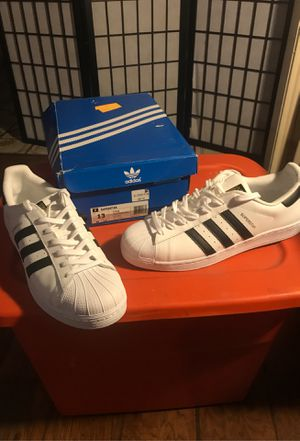 Adidas superstar for Sale in Houston, TX