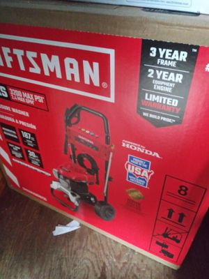brand new pressure washer for Sale in Spanaway, WA