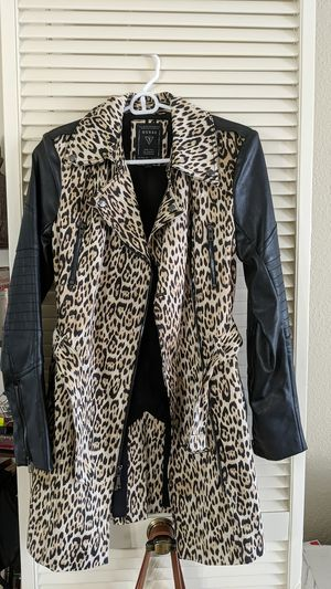 Guess Trench coat - small for Sale in San Francisco, CA