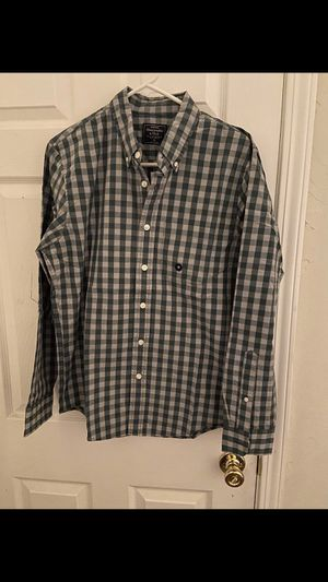 Abercrombie, AE dress shirts Men size M new for Sale in Villa Rica, GA