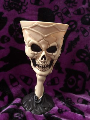 Plastic Skull cup for Sale in Houston, TX
