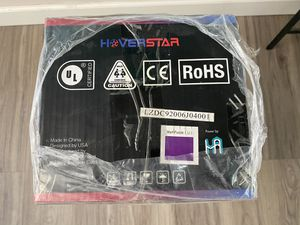 New in box Hoverstar Hoverboard UL Certified for Sale in El Monte, CA