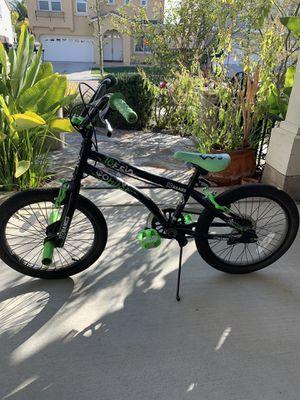 "18"" Boys X-Games XG18 Bike black/green for Sale in San Diego, CA"