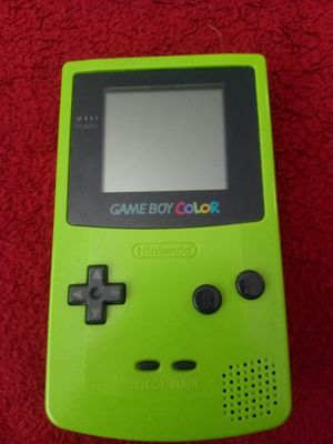 Gameboy Color w/ Pokemon Gold for Sale in Tucson, AZ