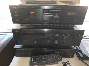 Vintage Yamaha stereo components. for Sale in Scottsdale, AZ