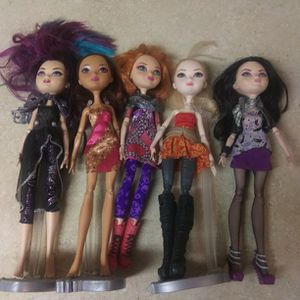 5- Ever After High Dolls for Sale in Lake Stevens, WA