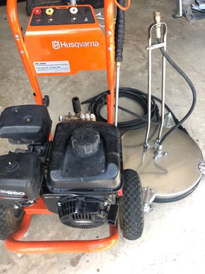 Husqvarna pressure washer for Sale in Flower Mound, TX
