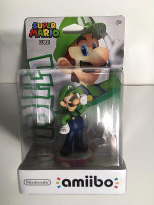 Luigi Amiibo for Sale in South Gate, CA