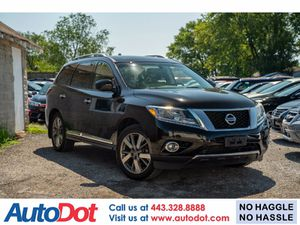 2014 Nissan Pathfinder for Sale in Sykesville, MD