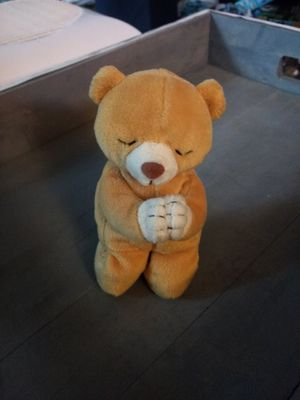Ty Beanie Babies HOPE 1999 Praying Bear No Hang Tag for Sale in Souderton, PA