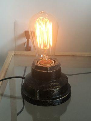 Steampunk Edison Lamp for Sale in Washington, DC