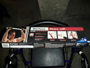 Perfect pull up Exercize Bar for Sale in Indianapolis, IN