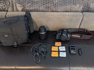 Cannon EOS Rebel T4i Digital Camera for Sale in San Diego, CA
