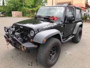 2012 Jeep Wrangler for Sale in Little Ferry, NJ