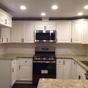 Refinishing kitchen cabinets for Sale in Montclair, CA